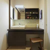 システム(ユニット)洗面化粧台[イメージ]